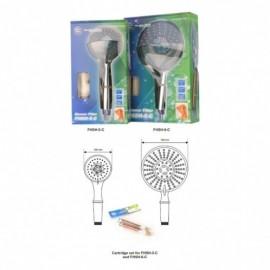 Фильтр для воды Aquafilter для душа FHSH-6-C