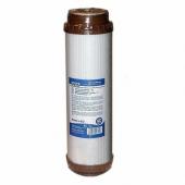 Картридж к фильтру для воды Aquafilter понижает концентрацию железа
