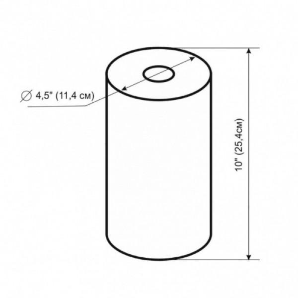 Картридж Aquafilter из спеченного активированного угля FCCBL-10BB