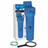 """Фильтр для воды Aquafilter магистральный  20 ВВ 1"""" на хол.воду мех.очистка"""